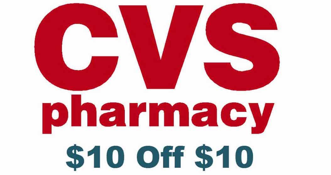 cvs curbside $10 off