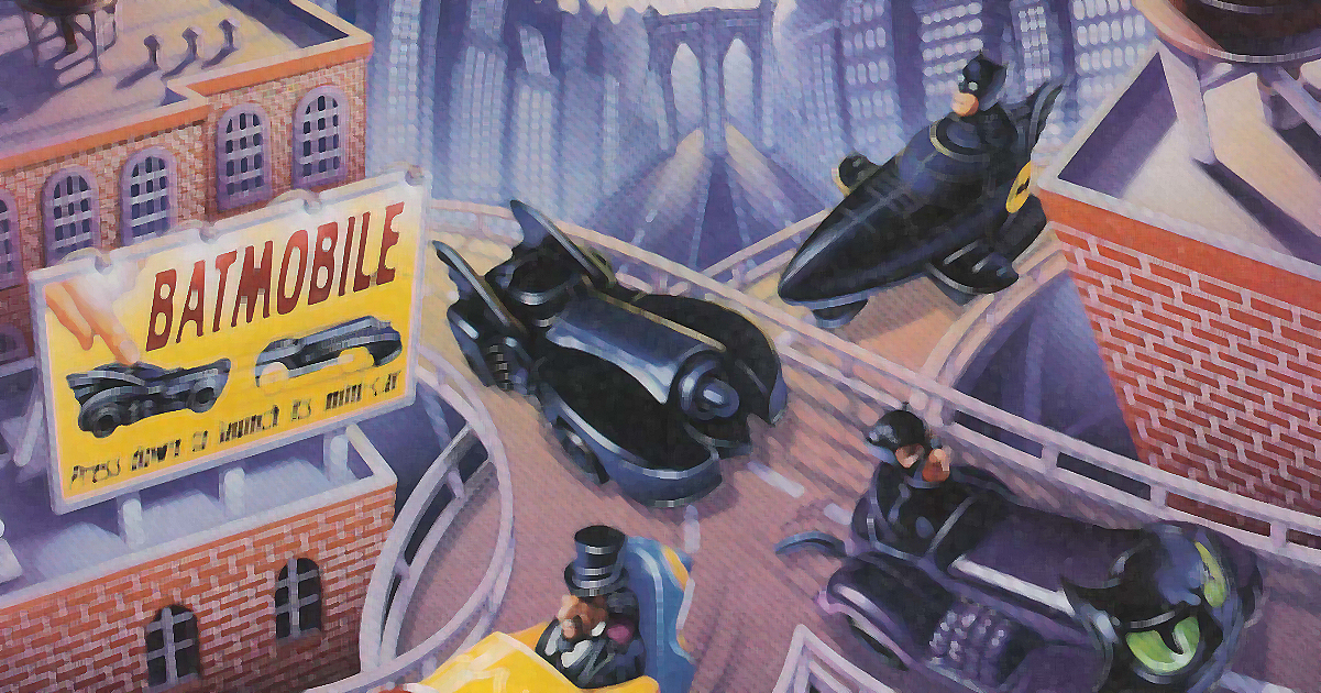 The Batman Happy Meal That Shook America - Rewatchability is