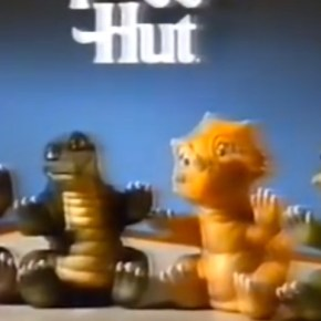 The Land Before Time Puppets You Forgot Were Your Only Friends