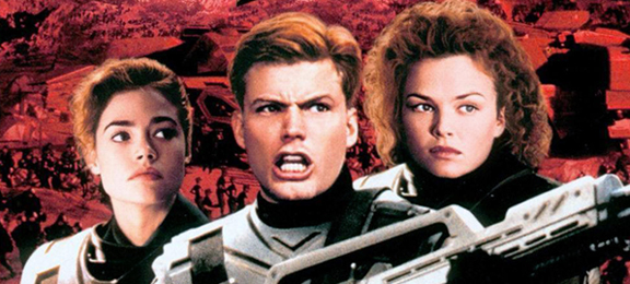 288- STARSHIP TROOPERS with Jeremie and Taylor from Sickboy