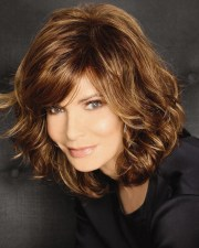 breathtaking wigs with shoulder-length
