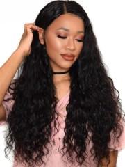 stylish small curly long hair 100