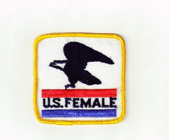 us female applique