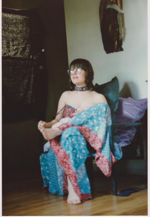 Joyce Francis vintage dress