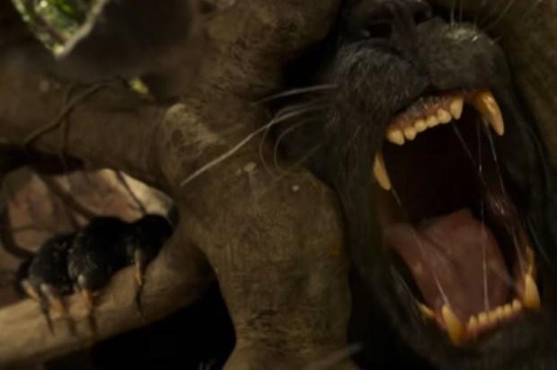 Вышел трейлер фильма «Маугли» сБенедиктом Камбербэтчем вроли Шерхана