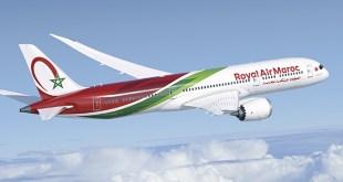 air journal royal air maroc RAM boeing 787 9
