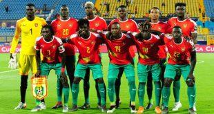 la Guinée sur la route de la Turquie