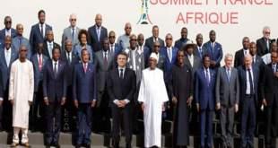 sommet ''africain'' à Paris