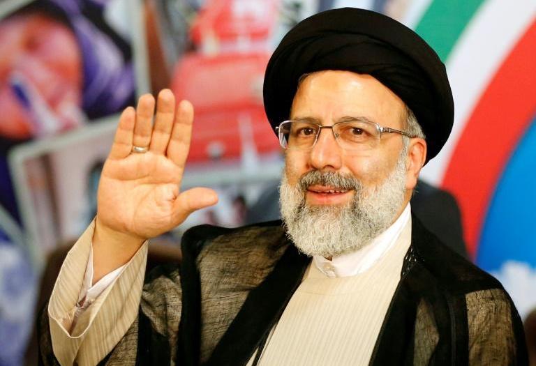 Ebrahim Raïssi élu président avec 62% des voix