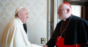 Pape François refuse la démission de Reinhard Marx