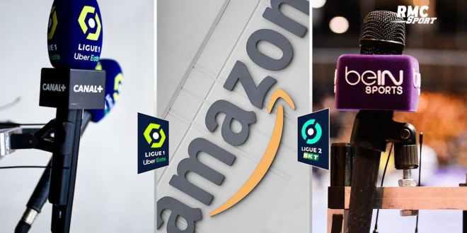 Droits TV : la Ligue 1 débarque sur Amazon