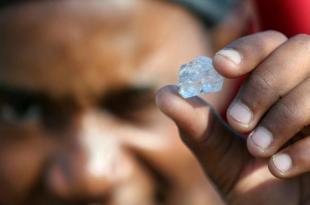 Afrique du Sud : folle ruée vers de prétendus diamants