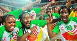 Handball: Les lionnes visent le podium