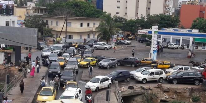 Hivernage 2021 : Ca pleut déjà à Dakar