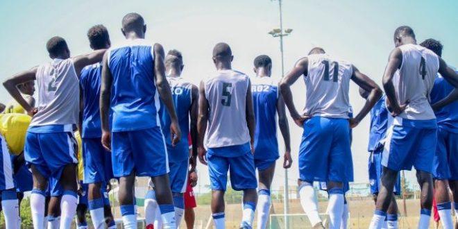 Dakar Sacré Cœur joue sa qualification contre SEVEN STARS