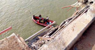 Ziguinchor: Le pont Emile Badiane fait un dégât