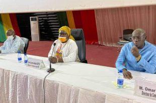 Baisse des prix: Aminata Assome mobilise les délégués de quartiers