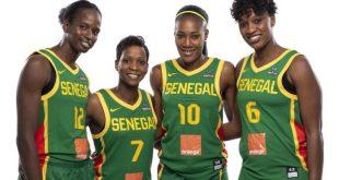 AfroBasket 2021: La liste des 12 Lionnes devoilée