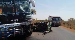 Accident à Kaolack: Idrissa Doumbiya condamné à 4 ans de prison ferme