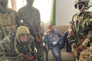 Alpha Condé: La Guinée renoue avec les coups d'Etat