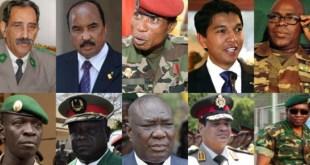 Coups d'État en Afrique: 101 commis depuis 1952