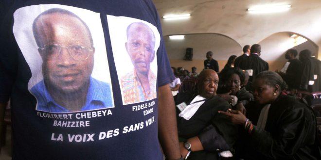RDC : reprise de l'audience dans l'affaire Chebeya