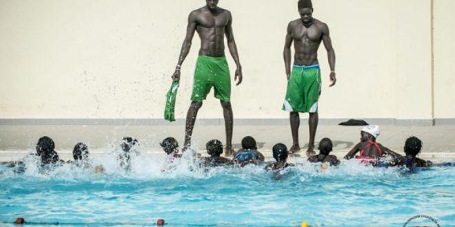 Natation : Médaille de bronze pour l'équipe masculine