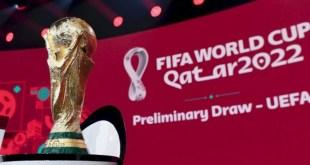 Coupe du Monde: Le tirage au sort le 31 Mars