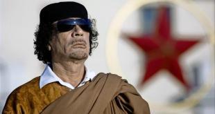 Kadhafi, les soutiens restent