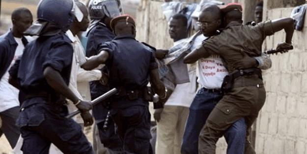 Violences policières au Sénégal: Un tableau pas très reluisant