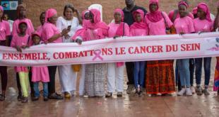 Octobre Rose à Louga: La LISCA veut dépister 600 femmes