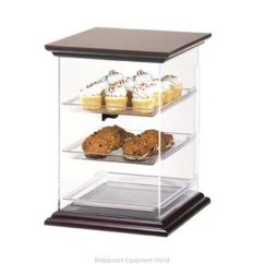 Commercial Restaurant Kitchen Mats Dr Horton Cabinets Cal-mil Plastics 814-1-52 Display Case, Pastry, Countertop ...
