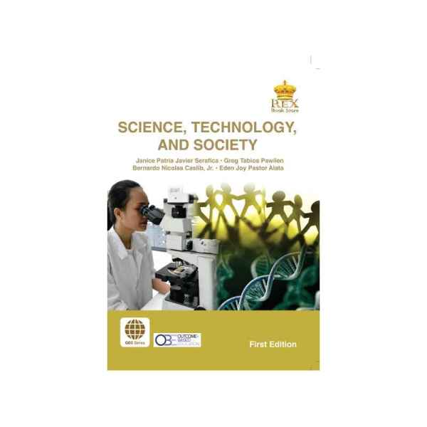 Science Technology And Society Tertiary Books Rex