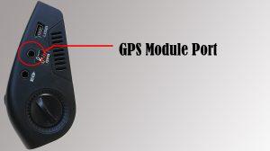 GPS module port