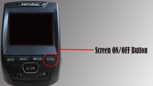 screen on off button