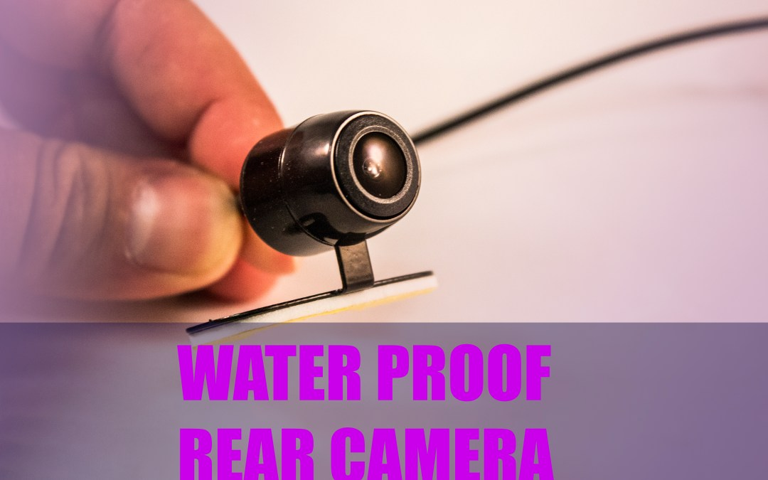New Weather-Proof Camera For the V1P