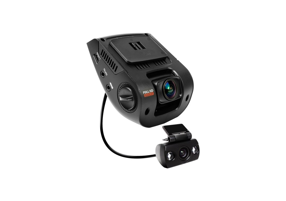 Front and rear facing Dash Cam HD