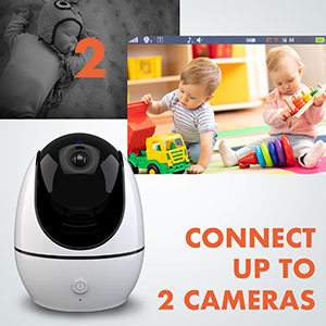 BM1 Connect Up To 2 Cameras