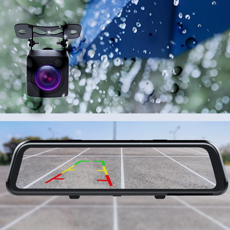 M1 Pro Waterproof Auto Backup Camera 1