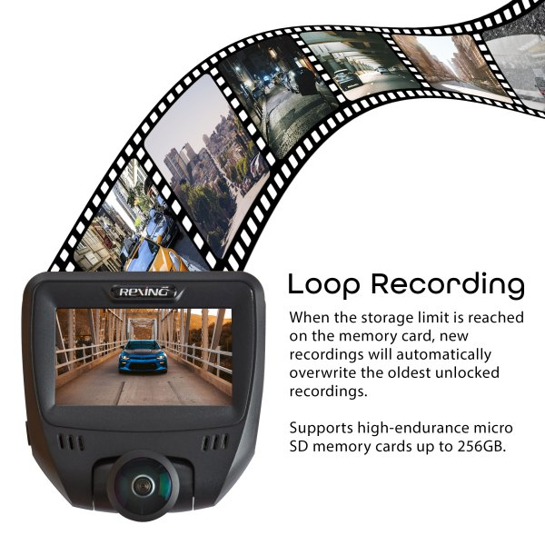 V360 LoopRecording