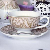 Pink Regency Teacup And Saucer | Rex London (dotcomgiftshop)