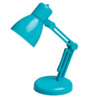 Mini Reading Book Lamp Turquoise | Rex London (dotcomgiftshop)