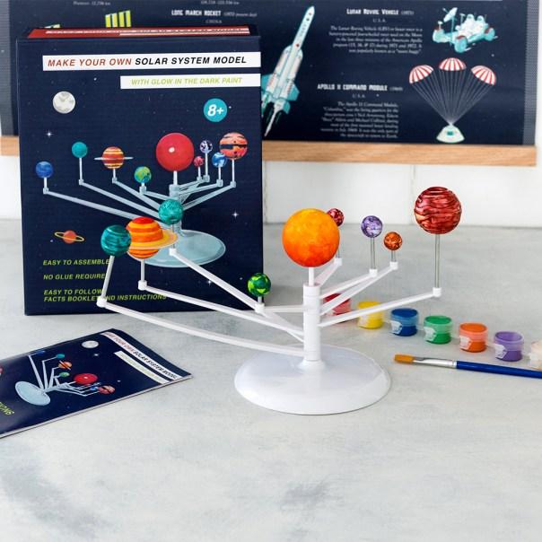 Make Your Own Solar System Kit   Rex London (dotcomgiftshop)