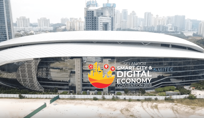 Rexpo video marketing video thumbnail-selangor smart city event video