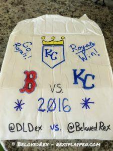 BelovedRex's design of Boston vs. Kansas City.