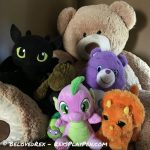 Our Stuffed Animal Zoo