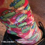 My TMNT Socks