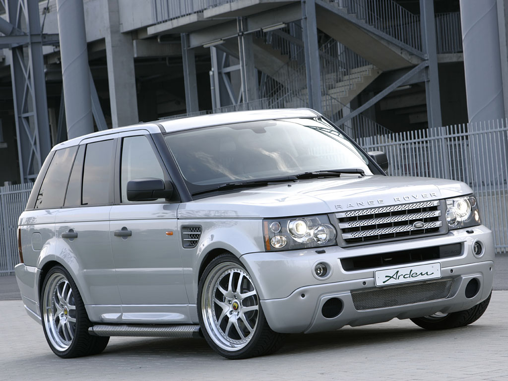 You are viewing the Range Rover wallpaper named