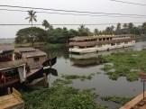 Houseboats @ Alappuzha
