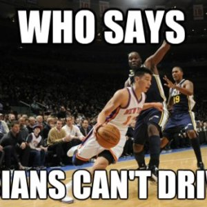 Who Says Asians Can't Drive?  Jeremy Lin and Linsanity